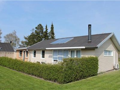 Holiday cottage for 8 Persons in Northwest Funen