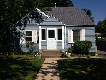 Miller Beach cottage rental - Front of Home