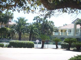 Destin house photo - Tennis Court Area