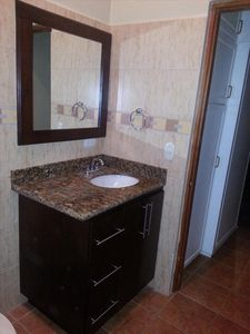 Newly updated Vanity with granite and lots of storage done by local craftsmen