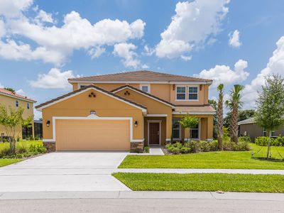 Brand New 6 Bed Solterra Resort Home With Pool/Spa, ~15 Minutes From Disney