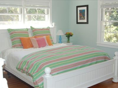 St. Augustine house rental - 3 bedrooms with luxurious beds provide wonderful accomodations for your stay
