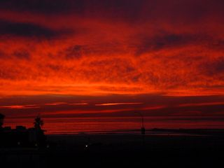 Oceanside condo photo - Another Great Sunset, taken from Patio