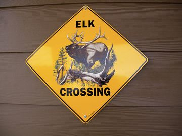 Elk Crossing a Great Place to Stay.