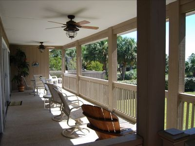 Large Oceanside Porch