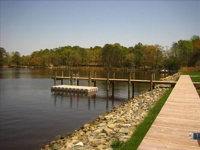 Community Boardwalk and Fishing/Crabbing Pier