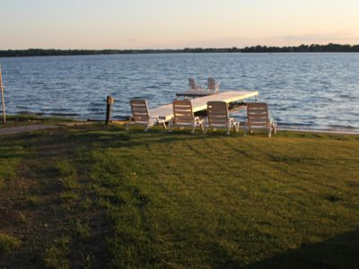 Beautiful Maple Lake....sun, sand, sunsets and much more!