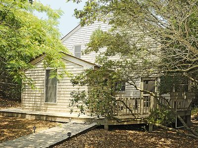 Frisco cottage rental - The Treehouse