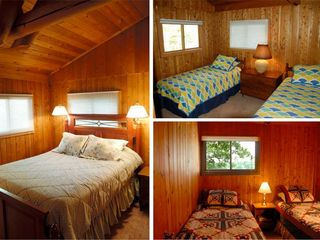 Huddleston cabin photo - To ensure you get a good night's sleep, we provide firm, high quality mattresses