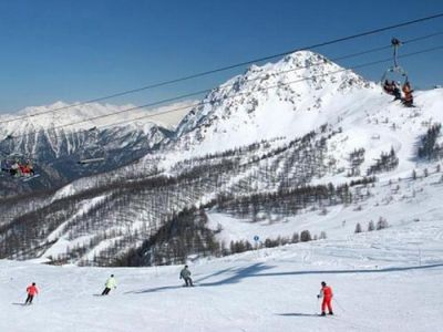 Apartment Serre Chevalier, 3 rooms, 8 people