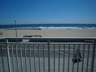 Oceans Mist Ocean City condo photo - Enjoy waking up to the sounds of the ocean each morning