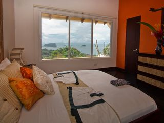 Manuel Antonio villa photo - NEW Panoramic windows . . . Perfect view of Manuel Antonio Park (3rd level)