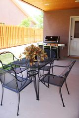 Moab townhome photo - .Patio table-8 chairs