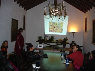 Tepoztlan estate photo - Great space for small meetings