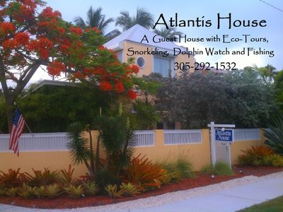Atlantis House's Garden Suite... voted top 25 in USA - Steps from beaches