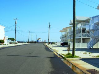 North Wildwood condo photo - Just 4 houses up from the beach