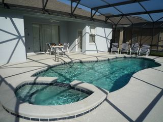 Haines City villa photo - Pool and Spa