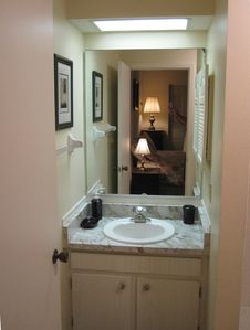 Master Bathroom (view of vanity only)
