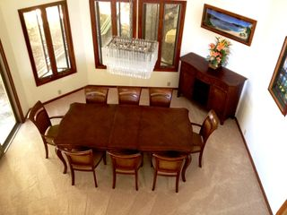 Honolulu house photo - The formal dining room