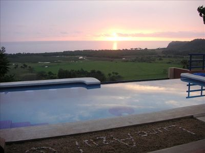 Unforgettable Sunsets from your private perch