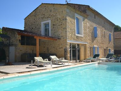 Holiday house, close to the beach, Bourdic, Languedoc-Roussillon