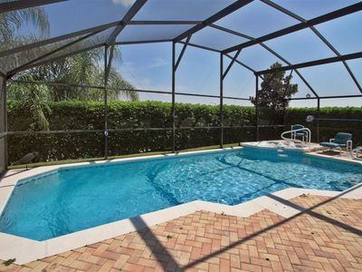 Indian Creek villa rental - 32ft Heated Pool