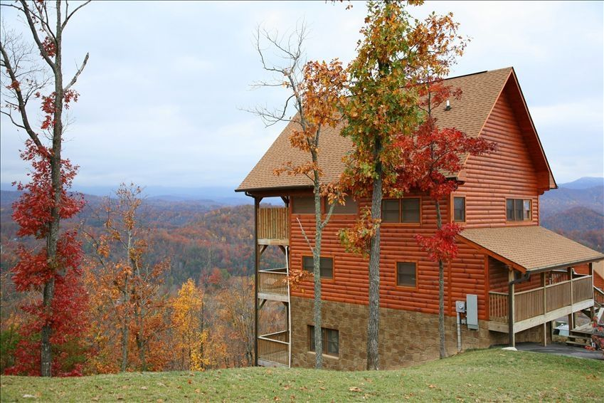 Pigeon Forge Vacation Rental Vrbo 81267 1 Br East