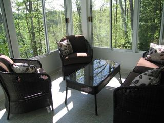 Ottawa house photo - sunroom
