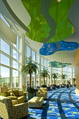 Splash Resort condo photo - Beautifully decorated commons areas