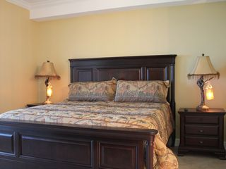 Orange Beach condo photo - Master Bedroom with King Size Bed