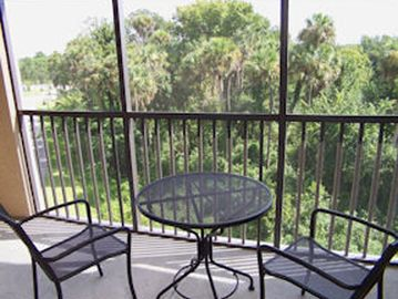 Tuscana Resort private balcony