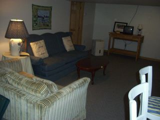 Gilford cottage photo - .Lower level