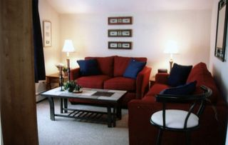 New Seabury condo photo - Living Room with TV, Playstation, games, toys, & wireless internet connection!