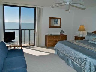 Madeira Beach condo photo - View from the beach