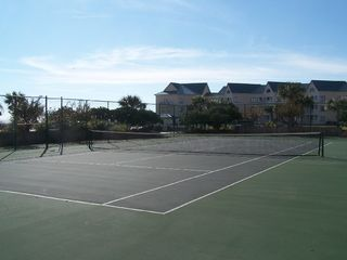 Fort Morgan condo photo - Tennis court near our condo, 1 of 8 at the resort
