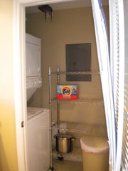 Splash Resort condo photo - Laundry room with washer and dryer