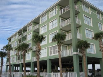 Fort Morgan condo rental - Navy Cove- We are located on the 2nd floor