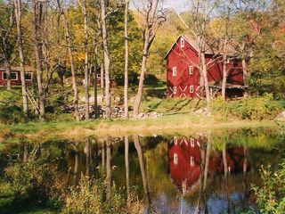 Patterson farmhouse photo - or Visit in the Fall, 13 acres to explore
