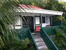 Exterior of Windwardside Guest Cottage - Coral Bay cottage vacation rental photo