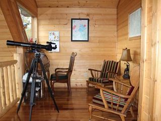 Blue Ridge cabin photo - Loft