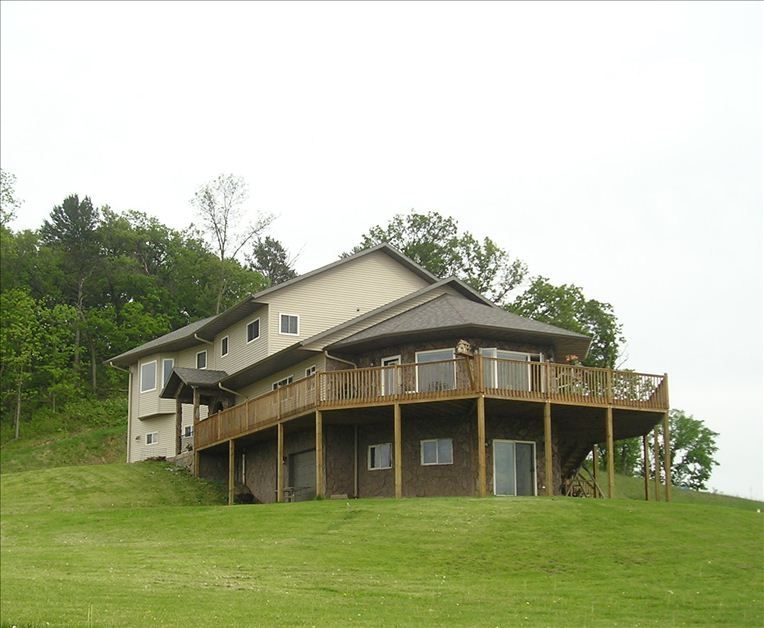 Peaceful Country Comfort W Panoramic Views of Big Creek Valley