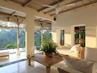 A tropical living for a couple - Ubud villa vacation rental photo