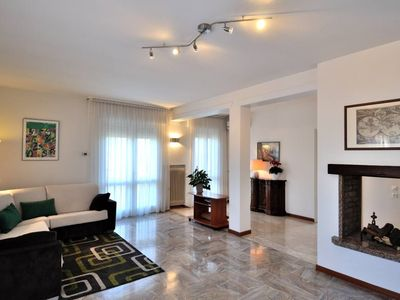 Spacious and bright apartment in the center of Abano Terme