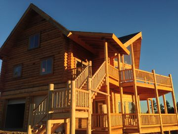 Pagosa Springs lodge rental - New 2014 Mountain home will create memories for a lifetime!