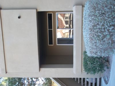 Paradise Valley condo rental - privacy in our patio