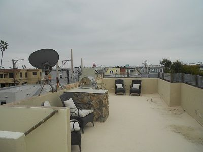 Rooftop Deck, Private, BBQ Grill, Water/Sink, Small refrigerator, views