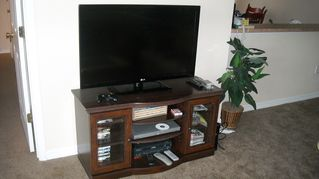 Town Centre Reserve house photo - 1 of 4 TVs in the house with playstation and games/DVDS/Videos.