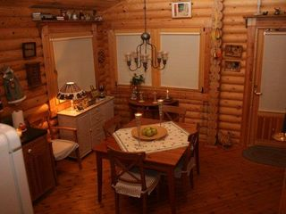 South Iceland cabin photo - The dining area