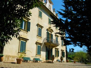 Poggibonsi villa photo