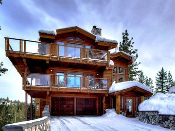 Stateline house rental - This mountain cabin will leave you with lasting memories.